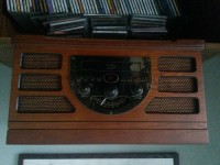 crosley entertainment center, Electronics, Rochester crosley entertainment system CR66, 6 months old, hardly used. Turntable, am fm radio, cassette player and CD player in one