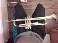 Trumpet, Musical Instruments, Equipment, Trumpet for sale