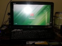 Acer home cumputer, Electronics, Acer touch screen , Black, touch screen ,includes keyboard, mause,