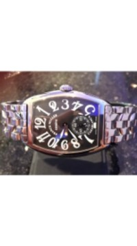 Franck Muller Casablanca Watch 7500 S6, Luxury Watch, Franck Muller, Beautiful watch, mid size.