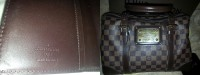 LV wallet & purse , Other, Louis Vuitton - burgundy tri-fold, shiny patent maroonish/brown wallet is in great condition. receipt for the purse $1800 - there is a small tear on the outside.  Looking for a short term loan til Sept 15th