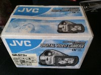 JVC DIGITAL VIDEO CAMERA, Electronics, JVC GR-D72u, New in box, sealed, 16x optical zoom, clear lc monitor, 3d noise reduction, 700x digital zoom, digital still capture, video cd creation