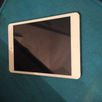 iPad mini, Electronics, MF544LL/A, Almost brand new, minor scratches on apple symbol on backside.