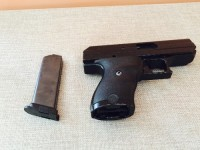 9mm handgun, Gun, Clip, Hi-Point Model C