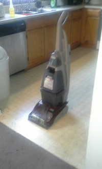 Hoover steam vac, Tools, Equipment, Hoover - Model #F5881-900. 120v. This works very well.