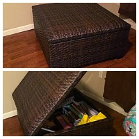 Ottoman , Other, Furniture/ storage
