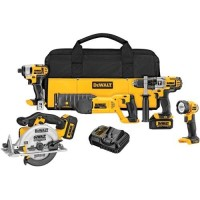 DEWALT DCK592L2 20V MAX Premium 5-Tool Combo Kit, , Tools, Equipment, Unopened still in box.
