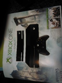 Xbox one, with kinect, head set,1 wireless controller, Electronics, Xbox one,, Xbox one console,1 wireless controller, power cord, hdmi cable, kinect cam.... perfect condition, used but still have all original packaging....