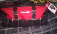 husky tool bag, Tools, Equipment, Husky, brand new,  havent used