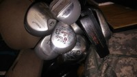 golf clubs, Other, Assorted name brand full set