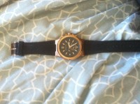 michael kors watch, Luxury Watch, michael kors, stainless steel, rubber band, gently used