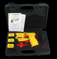 Phazzer Enforcers Complete Kits (RETAIL VALUE $630) - YELLOW, Other, PhaZZer Enforcer Complete Set includes: