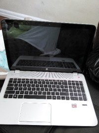 HP laptop, Electronics, HP envy with beats audio, 15.6 in screen 8 gb memory with thumb scanner