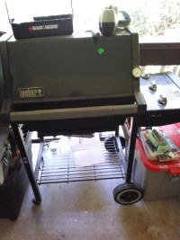 Weber gas grill, Other, Weber 3 burner gas grill used 3-4 times still works