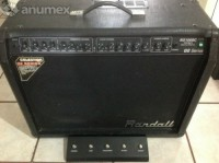 Randall rg100sc g2 series , Musical Instruments, Equipment, Randall guitar amplifier with foot switch