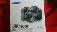 Samsung WB1100F smart camera, Electronics, Samsung Smart Camera WB1100F, Brand new! Never been opened in box!
