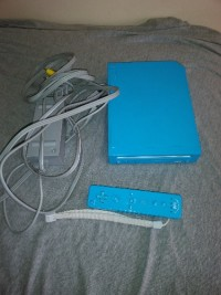 Wii, Electronics, Nintendo Wii, Gently used all parts included