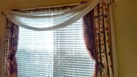 Curtains, Other, High end draps and beaded curtains.