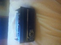 Car stereos, Electronics, Good condition don't know how old and one button missing and screen size medium