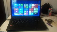 labtop, Electronics, toshiba satellite, TOSHIBA SATELLITE LAB TOP17inch screen with ADM. A4 Quadras Core with charger