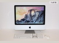 "imac, Electronics, imac20"", good condition no signs of use looks brand new comes with mouse and keyboard"