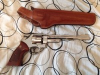 Model 27-2 S&W, Gun, Smith and Wesson model 27-2