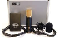 Mogami v69 mxl Gold edition Tube Mic, Musical Instruments, Equipment, Mogami v69 mxl Gold edition Tube Mic, Like New. Willing to sell or pawn.