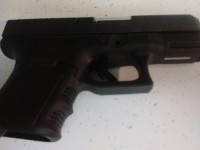 10 mm glock 29 compact, Gun, 2 clips, lock box, lock for trigger, lock for barrel, This gun is basically brand new it's only been shot twice it's very rare there's absolutely nothing wrong with it I just need the money
