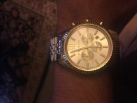 Michael kors watch all stainless steel, Luxury Watch, Michael kors