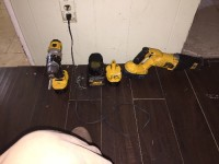 Dewalt drill and saw saw , Tools, Equipment, 18 volt compact drill and 18volt saw