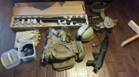 Airsoft Gear, Other, Comtac II Ptt Condor si plate carrier Elite force 1911tac w/t 2 mags Drop leg holster  Tac belt Molle  pouches and backpack Ak47 Tac Spr sniper rifle with TDC mod (needs repair for slamfire) And ess profile goggles It's all worth over 1000 dollars, but I'm asking 650obo.