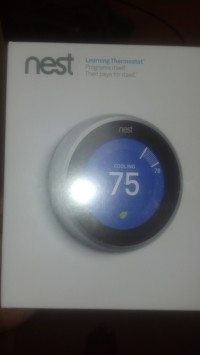 nest thermostat, Electronics, nest, New in box