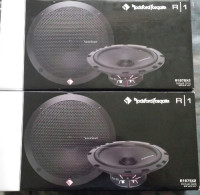 "Rockford Fosqate Bose Speakers (2 Pairs), Electronics, Roxkford Fosqate UPC:780687342500, Size: R1 6.75""X6.75""X2.1"": Bose Speakers:RF Prime 6.75"" 4ohm 2-Way Speakers"