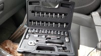 Husky 29 piece Socket Wrench Set in Case, Tools, Equipment, Husky Complete 29 Piece Socket Wrench Set like new (purchased brand new from Home Depot and only used a couple of times.
