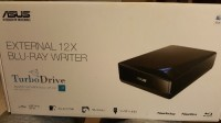 ASUS external 12x blu ray writer , Electronics, BW-12D1S-U Lite/BLK/G/As, New condition in box. Never used