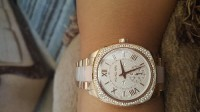 Michael kors watch , Luxury Watch, Michael kors , Brand new watch no scratches I paid 300 for it