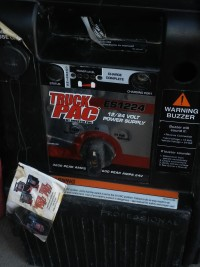 truckpac es1224, Tools, Equipment, Battery booster truckpac es1224 fair condition w/out battery charger can't find it but is in working condition.