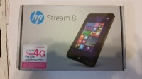 New Tablet, Electronics,  T-Mobile 4G Stream 8 Tablet(bl), Still in box, all noted accessories included