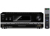 Home theatre receiver with wireless surround, Electronics, Sony STR-DH710, EZW-T100, WAHT-SA20, EZW-RT10, Sony STR-DH710 A/V receiver with RM-AAU073 remote  Sony EZW-T100 S-AIR adapter  Sony WAHT-SA20 S-AIR receiver  Sony EZW-RT10 S-AIR transceiver  S-AIR receiver includes two 16.5' lengths of speaker wire with a proprietary connector on one end and bare tinned-wire on other end.  These all come from an adult, nonsmoking household.