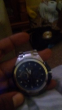 Watch , Luxury Watch, Armani, Work good