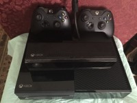 Xbox One With Kinect, Electronics, Xbox One with Kinect, No scratches or damage like new. Been only used once and it is factory reset.