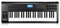 M-Audio Axiom 49 keyboard , Musical Instruments, Equipment, -Audio Axiom 49 - Advanced 49-Key Semi-Weighted USB MIDI Controller