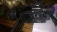jvc hd camcorder, Electronics, jvc, 1080i HD camcorder. comes with hdmi out, usb out, composite a/v out, ac adaptor cord, remote,