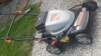Remington 24 volt battery lawn mower, Tools, Equipment, Remington 25 volt lawn mower with battery charger. No bag included