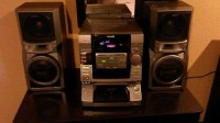 Home Stereo, Electronics, Sony LBT XG500, Sounds great .missing remote