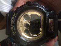 G Shock, Luxury Watch, G Shock, In excellent condition black and gold, and only worn a few times