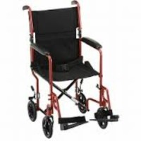 wheel chair , Other, Walgreen transport wheel chair, New $140 its collapsible.