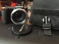 Olympus Sp-810uz, Electronics, Olympus SP-810uz, DSLR ! Used once or twice. Still have box, Case, carrying lanyard, Charger/usb