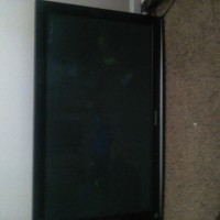 flat screen television, Electronics, panasonic, 42 inches,wall sufficient,closest to new