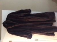 Fur coat, Other, Full length mink coat